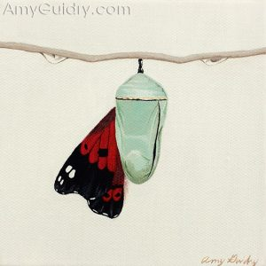 """Cocoon"" by Amy Guidry"